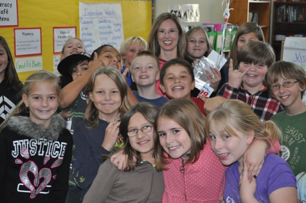 Mrs. Suit is a 4th And 5th Grade Teacher at Laurene Edmondson Elementary in Loveland.