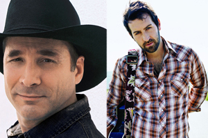 Clint Black & Josh Kelley