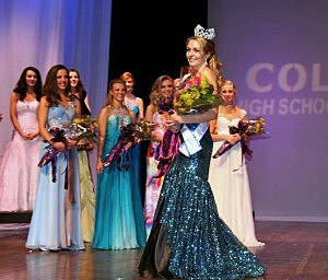 Annika Sandberg - Miss Colorado High School 2010