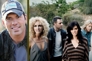 Rodney Atkins & Little Big Town