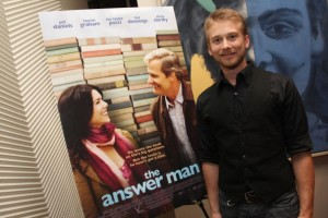 """The Answer Man"" New York Premiere"