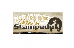 Greeley Stampede Taste Of Country Logo