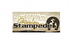 Greeley Stampede Taste Of Country Logo