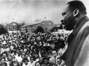 Martin Luther King in Alabama
