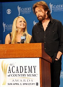 46th Annual Academy Of Country Music Awards Nominations