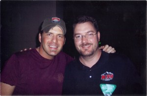 Rodney Atkins and Todd Harding