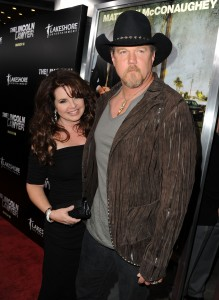 Trace and Rhonda Adkins