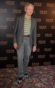 Clint Eastwood Gran Torino - Paris Photocall