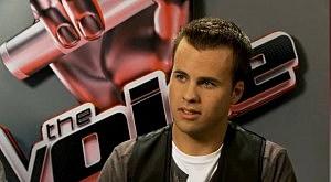 Patrick Thomas on 'The Voice'