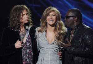 "The ""American Idol"" Season 10 Judges'"
