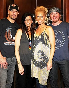 5th Annual Ride For A Cure Afternoon Jam Hosted By Little Big Town