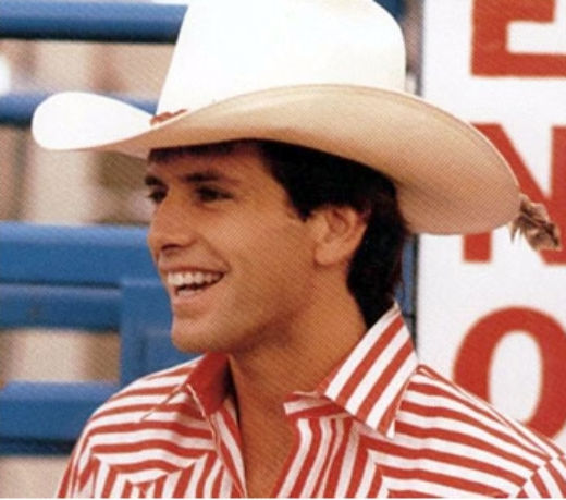 a comparison of the life of lane frost a bull rider and the movie eight seconds