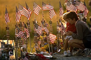 Remembrance Held At Flight 93 Crash Site