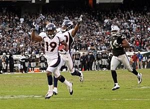 Eddie Royal-Denver Broncos