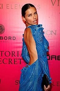 Adriana Lima - 2011 Victoria's Secret Fashion Show