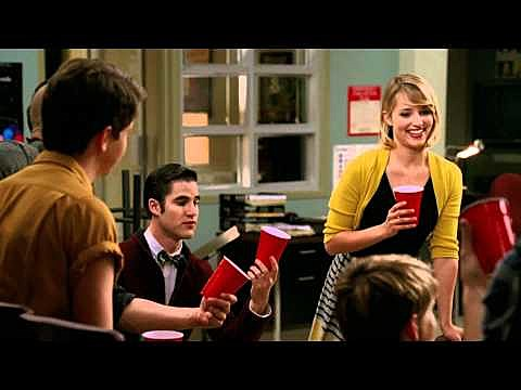 Glee Red Solo Cup