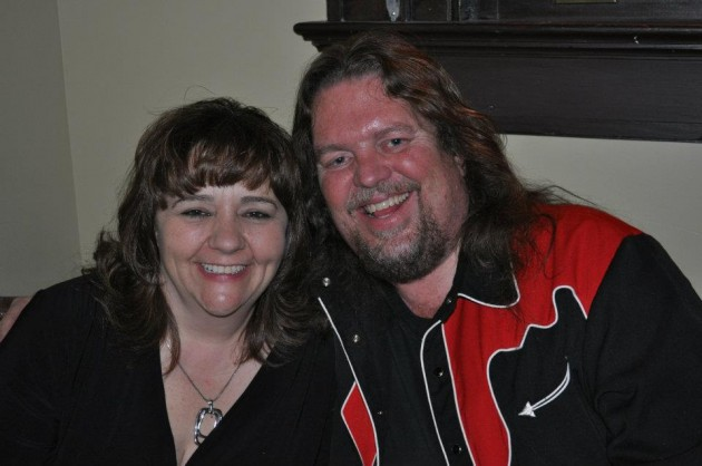 Brian Gary and his Wife Kyla