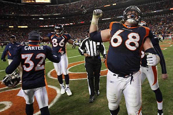 Wild Card Playoffs - Pittsburgh Steelers v Denver Broncos