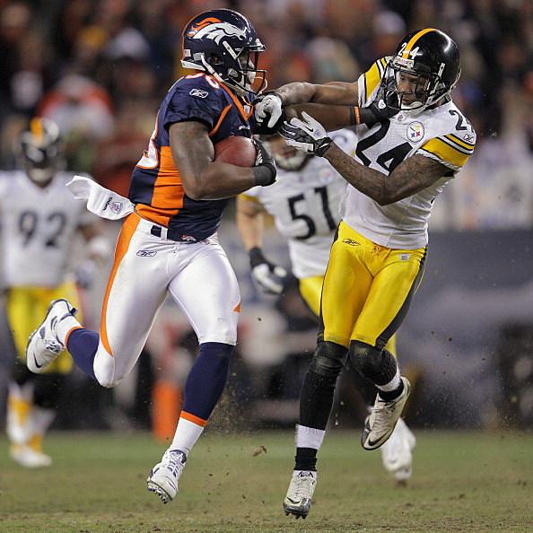 Denver Broncos Demaryius Thomas
