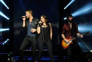 Lady Antebellum Performs At The Joint
