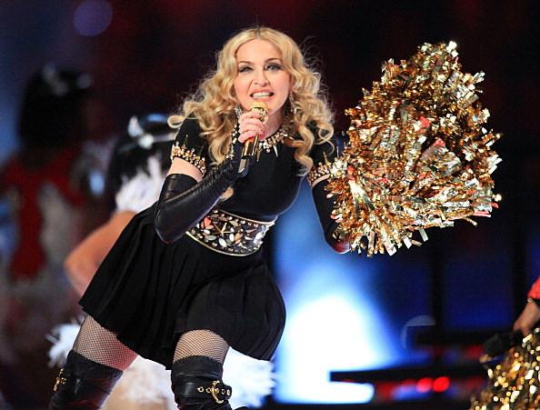 Madonna Superbowl Halftime Show