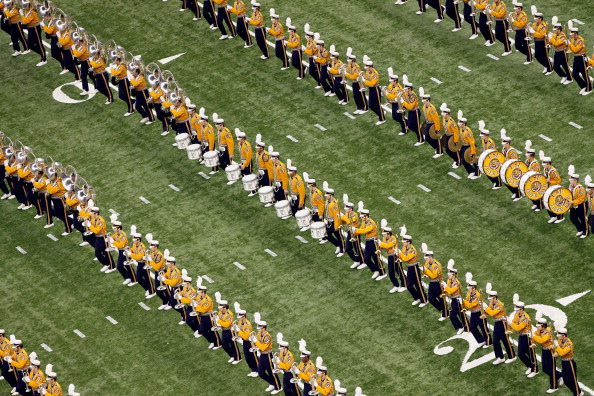 LSU Marching Band