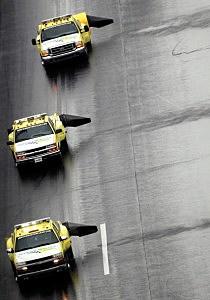 54th Annual Daytona 500 Dryers