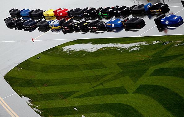 54th Annual Daytona 500 - Rain