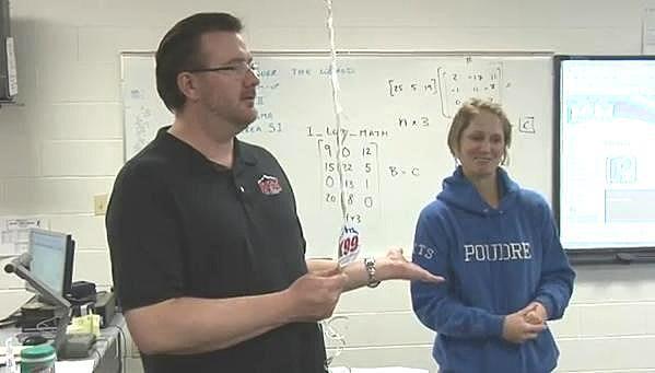 Teacher Tuesday Winner Mrs Pitts Poudre High School