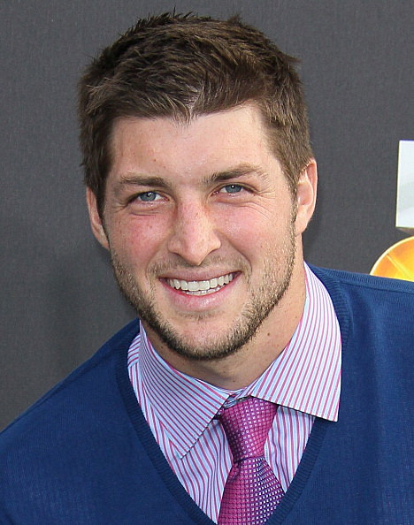 Tim Tebow attends the 2nd Annual Cartoon Network Hall of Game Awards