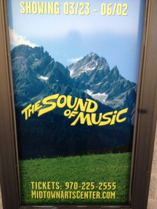 Sound of Music Poster Midtown Arts Center