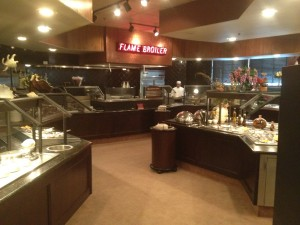 The Lodge Casino Buffet