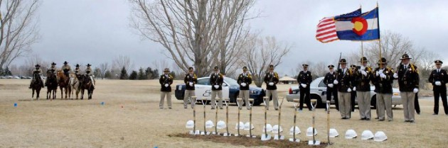 Weld County Sheriff's Posse and Honor Guard