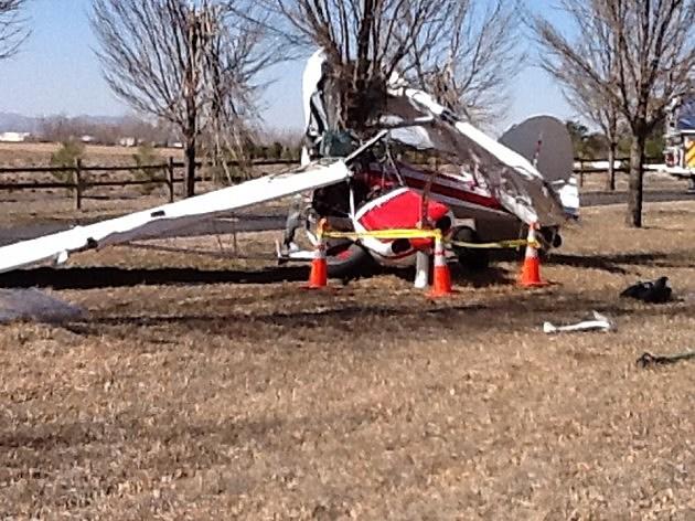 Larimer County Plane Crash