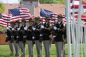 Weld County Fallen Officers Memorial