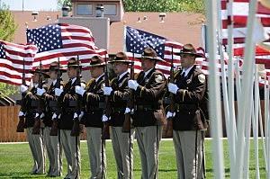 Weld County Fallen Officers Memorial