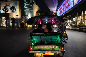 THA: Business As Normal In Bangkok Center