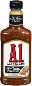 A1 New York Steakhouse Marinade