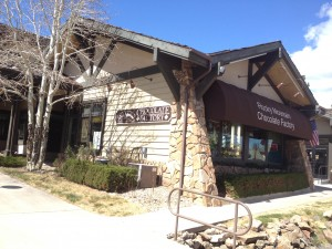 Rocky Mountain Chocolate Factory in Estes Park