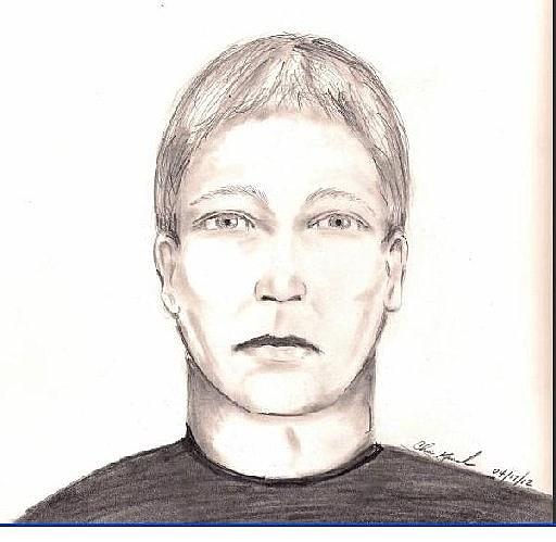 Berthoud Attack Suspect Sketch