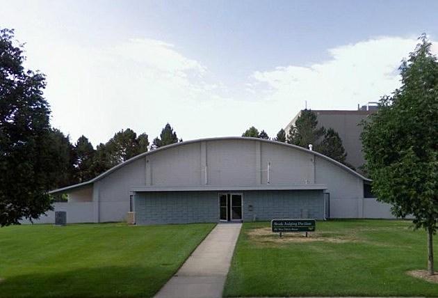 CSU Stock Judging Pavilion
