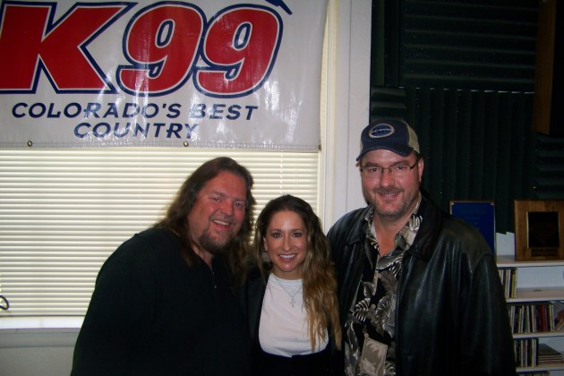 Heidi Newfield with Brian Gary & Todd Harding