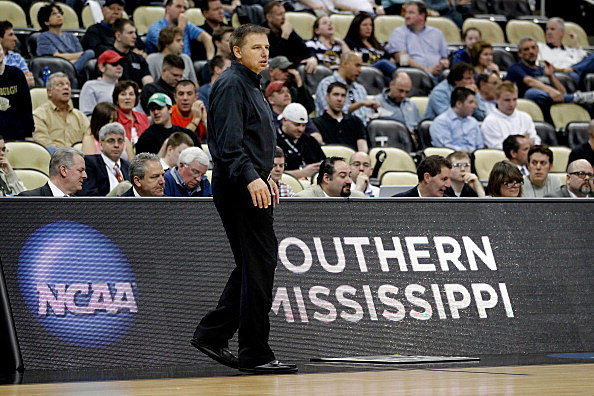 New CSU Coach Larry Eustachy