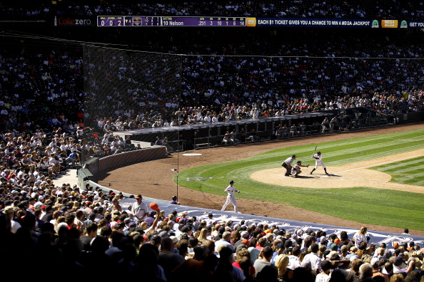 Colorado Rockies at Coors Field