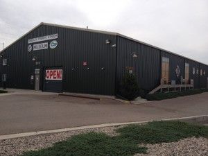 Greeley Freight Station Museum
