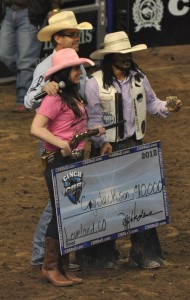 Craig Jackson wins $10,000 Check