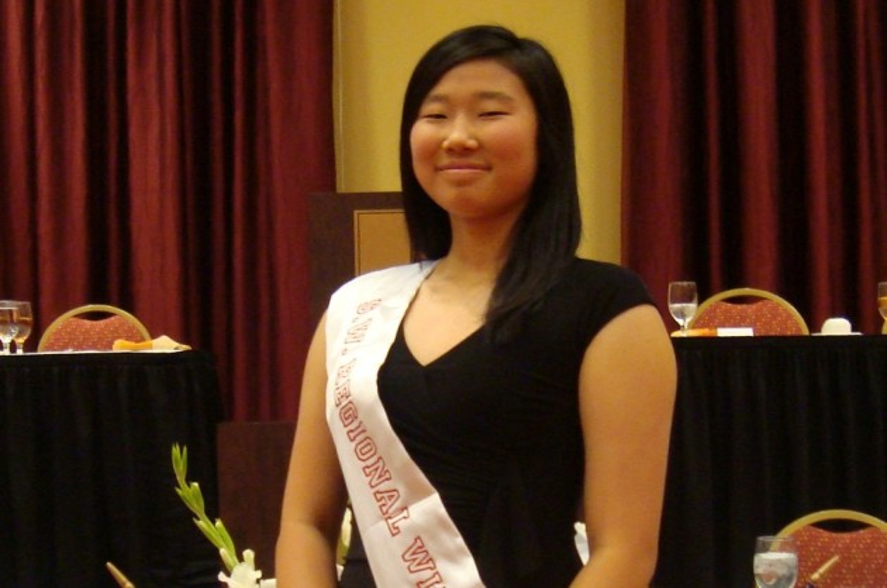 Essay Winner Catherine Choi
