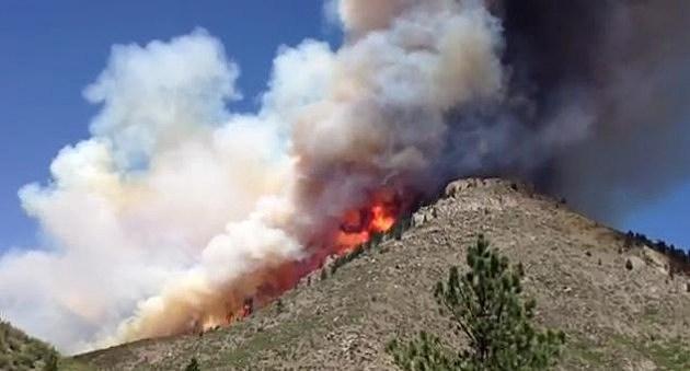 Hewlett Fire