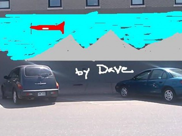 Dave the Artist