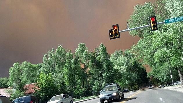High Park Fire Mulberry 061012